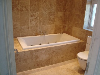 Bathroom Tiler Manchester Andy Carroll Tiling