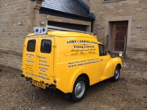 New Moggy Van